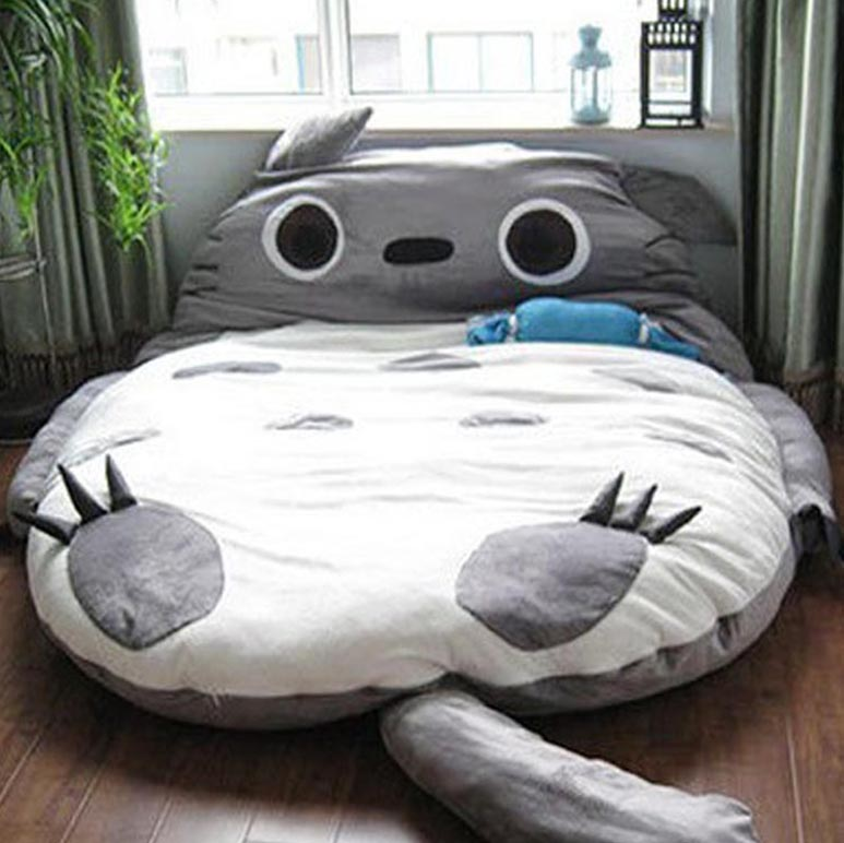 Totoro Bed Set Www Pixshark Com Images Galleries With
