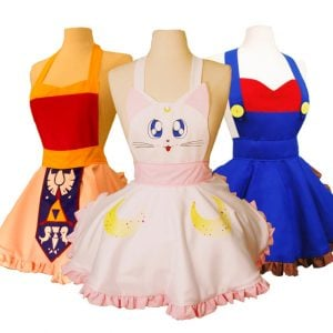 Cosplay Aprons Shut Up And Take My Yen : Anime & Gaming Merchandise