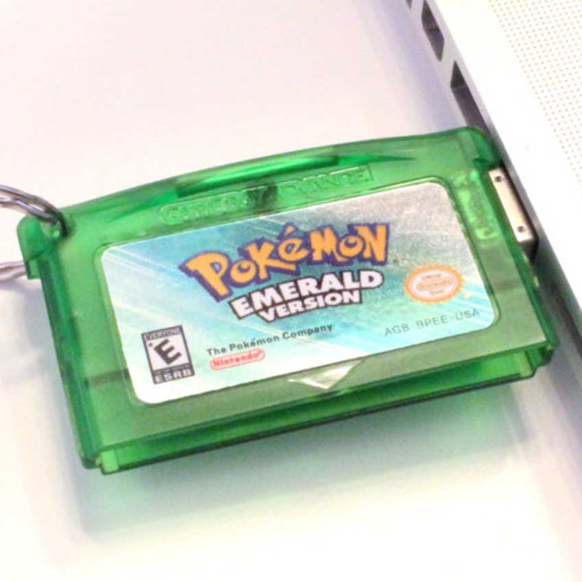 Pokemon Cartridge USB