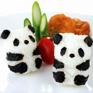 Baby Panda Onigiri Kit Shut Up And Take My Yen : Anime & Gaming Merchandise