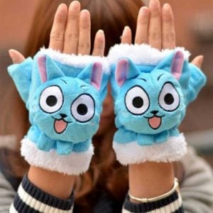 Fairy Tail Happy Gloves