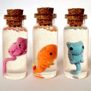 Pokemon Embryo Vials Shut Up And Take My Yen : Anime & Gaming Merchandise