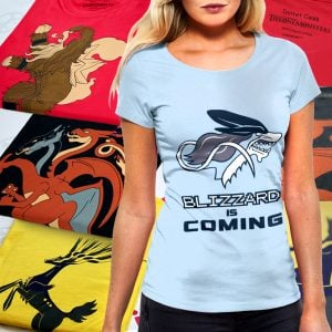 Pokemon X Game Of Thrones T-Shirts Shut Up And Take My Yen : Anime & Gaming Merchandise