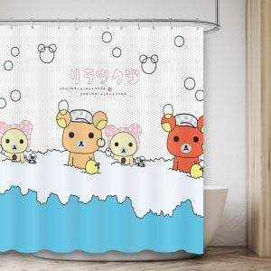 Rilakkuma Shower Curtain