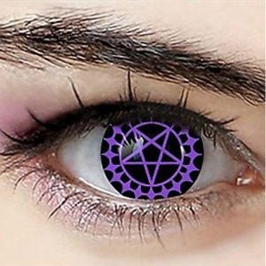 Black Butler Contact Lenses Shut Up And Take My Yen : Anime & Gaming Merchandise