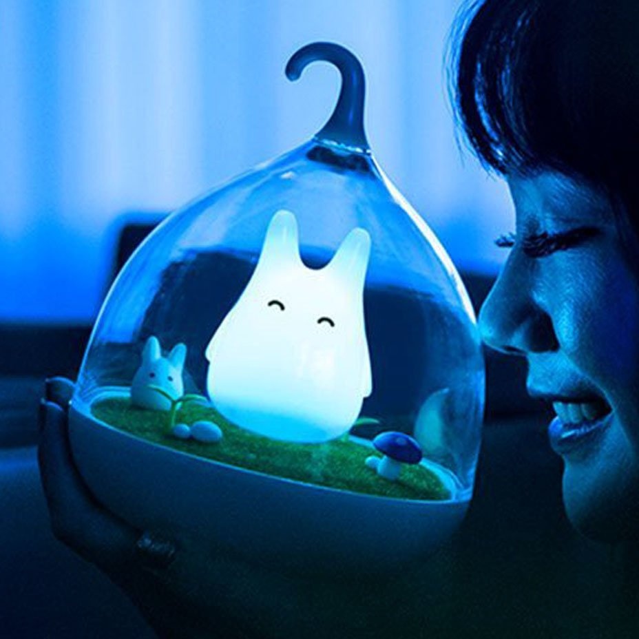 My Neighbor Totoro Night Light - Shut Up And Take My Yen