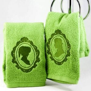 Legend of Zelda His & Hers Hand Towels