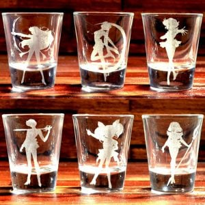 Sailor Moon Shot Glasses