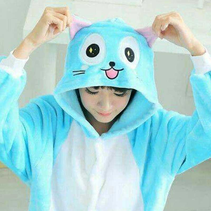 Fairy Tail Happy Onesie