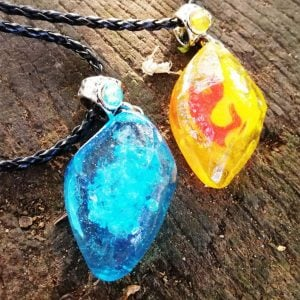 Evolution Stone Necklace