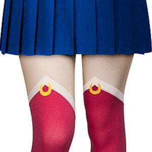 Sailor Moon Uniform Tights