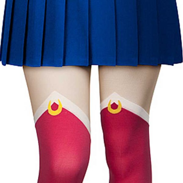 98bd12300e767 Sailor Moon Uniform Tights - Shut Up And Take My Yen