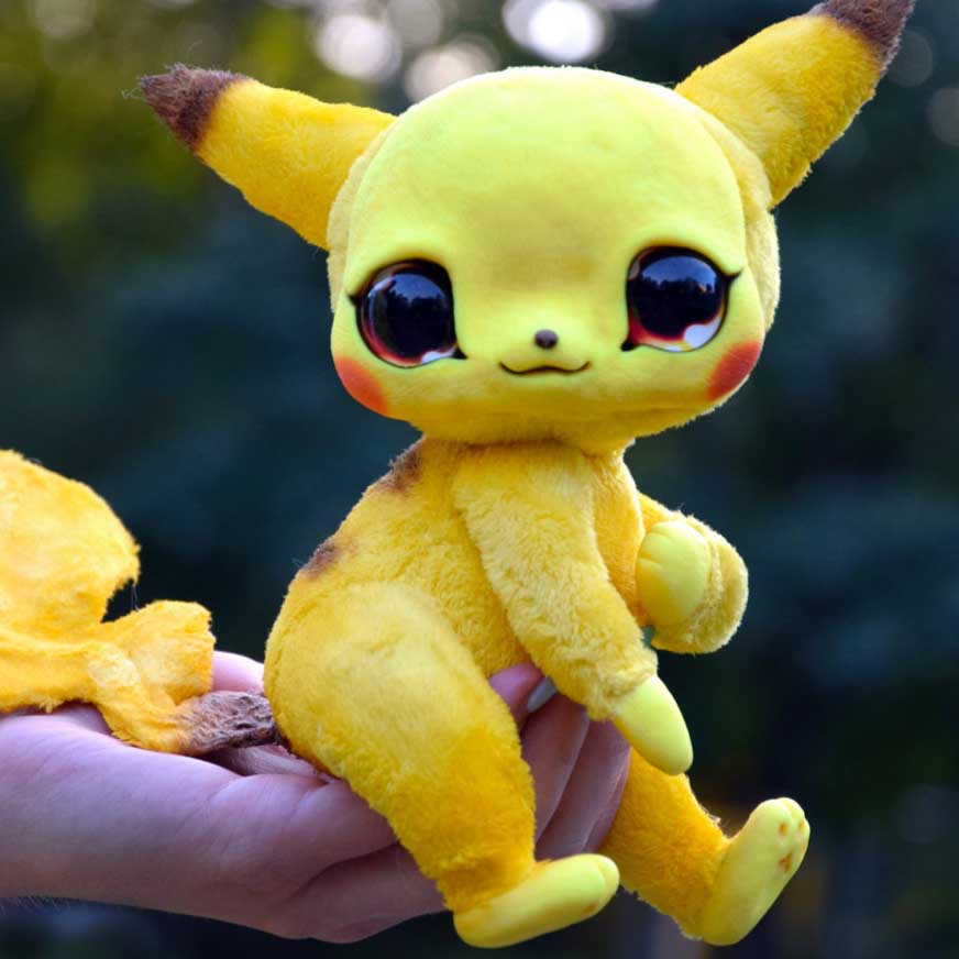 Pokemon Dolls