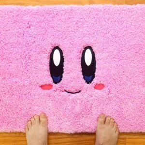 Kirby Bathroom Mat
