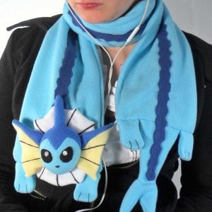 Pokemon Eeveelution Scarves