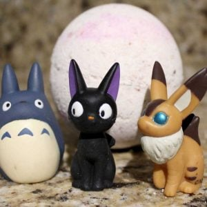 Studio Ghibli Bath Bombs
