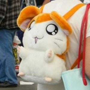 Hamtaro Backpack