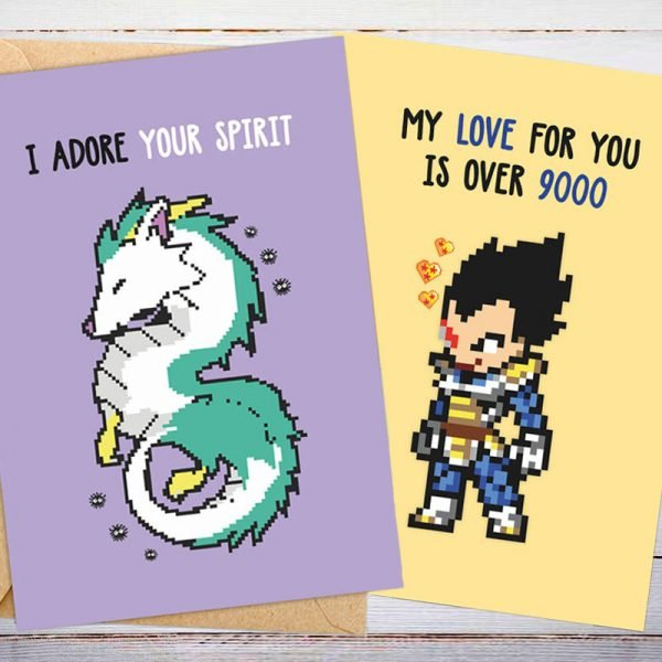 Anime Valentines Day Cards Shut Up And Take My Yen
