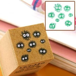 Soot Sprite Stamp