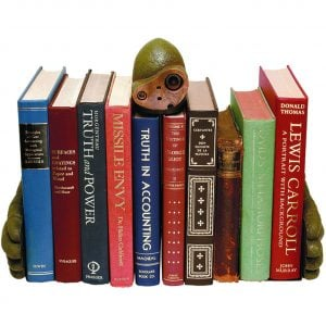 Castle In The Sky Bookends