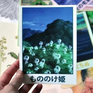 Studio Ghibli Postcards