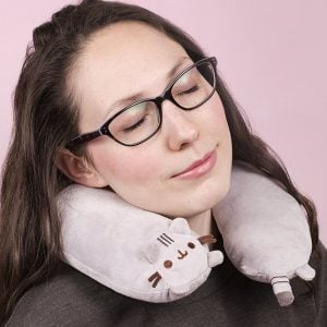 Pusheen Neck Pillow