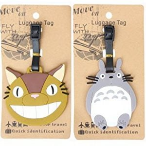 My Neighbor Totoro Luggage Tags
