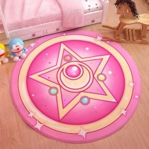 Sailor Moon Rugs