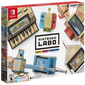 Nintendo Switch Cardboard Variety Kit