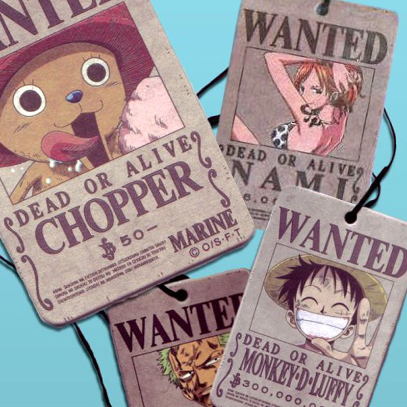 One Piece Air Fresheners