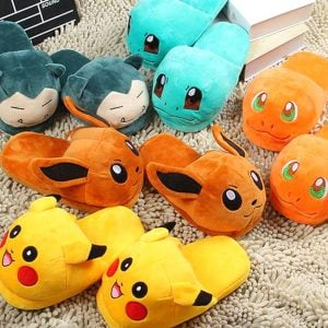 Pokemon Slippers