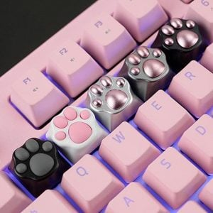 Cat Paw Keyboard Cap