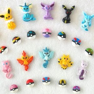 Pokemon Ear Studs