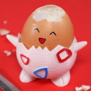 Pokemon Togepi Egg Holder