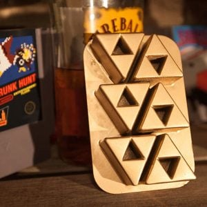 Zelda Triforce Ice Cube Tray