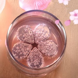 Cherry Blossoms Whiskey Stones