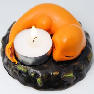 Pokemon Charmander Tea Light Holder