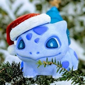 Pokemon Christmas Bulbasaur