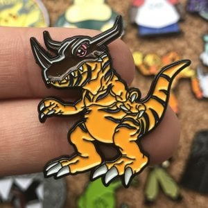 Digimon Pins