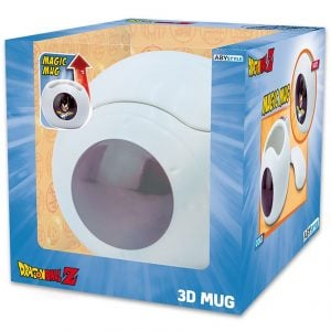 Dragon Ball Z Saiyan Pod Mug