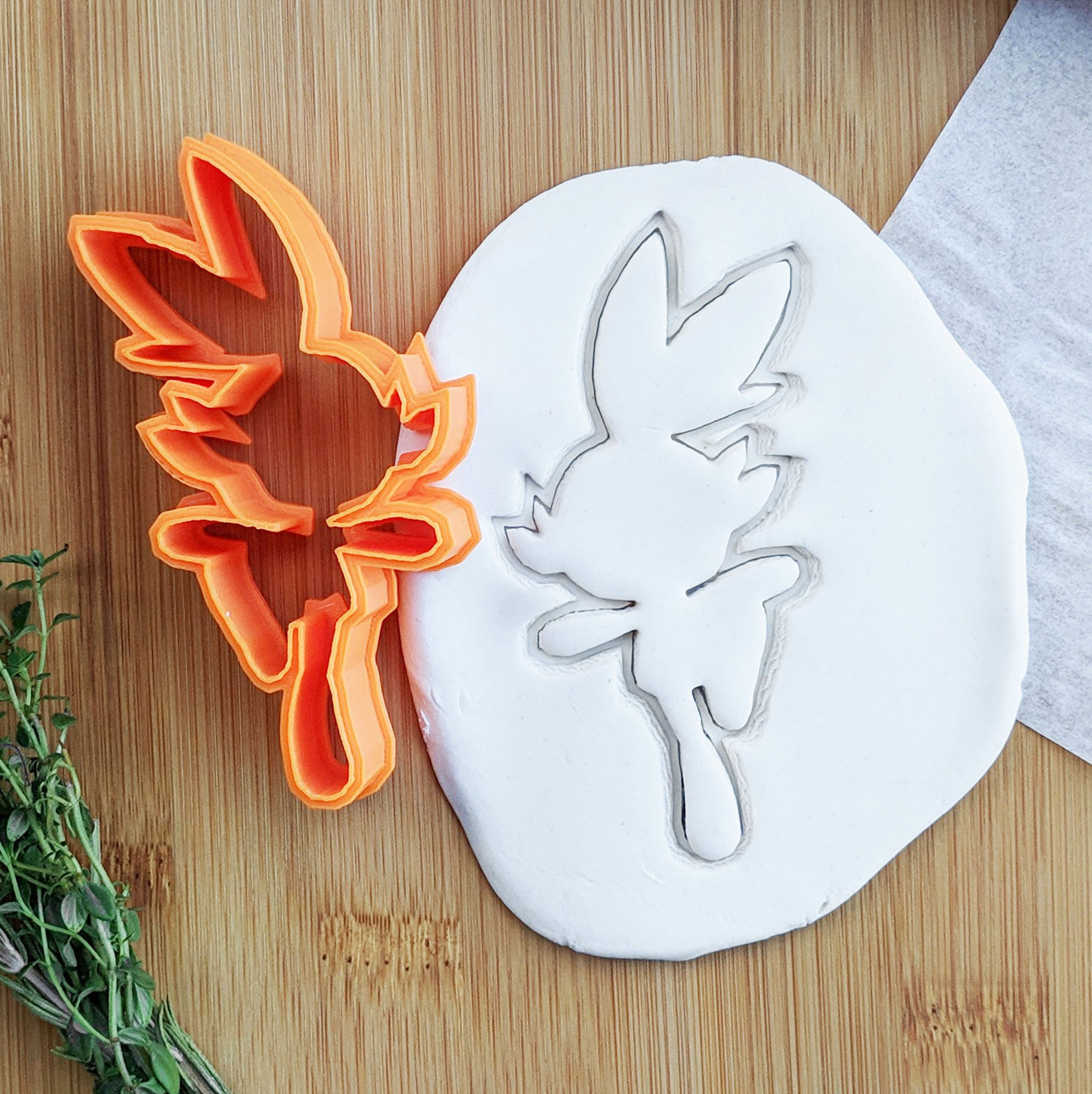 Pokemon Sword And Shield Starter Cookie Cutters
