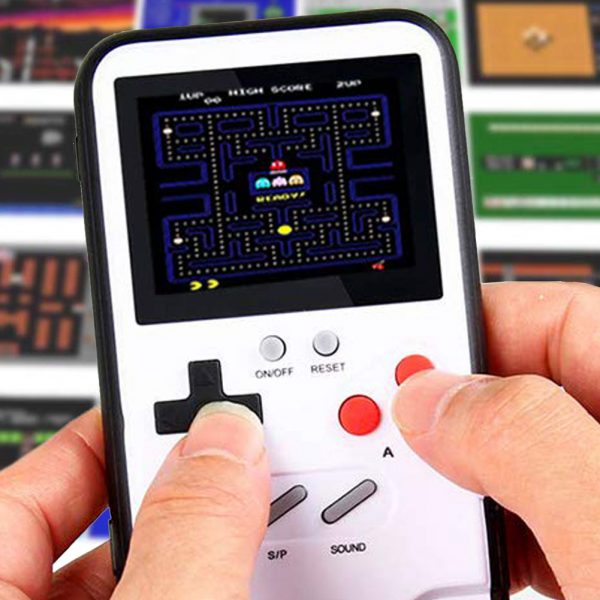 Retro Game Console Phone Case Shut Up And Take My Yen