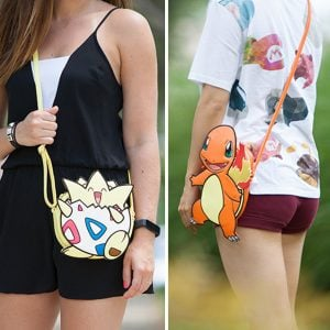 Pokemon Crossbody Purse