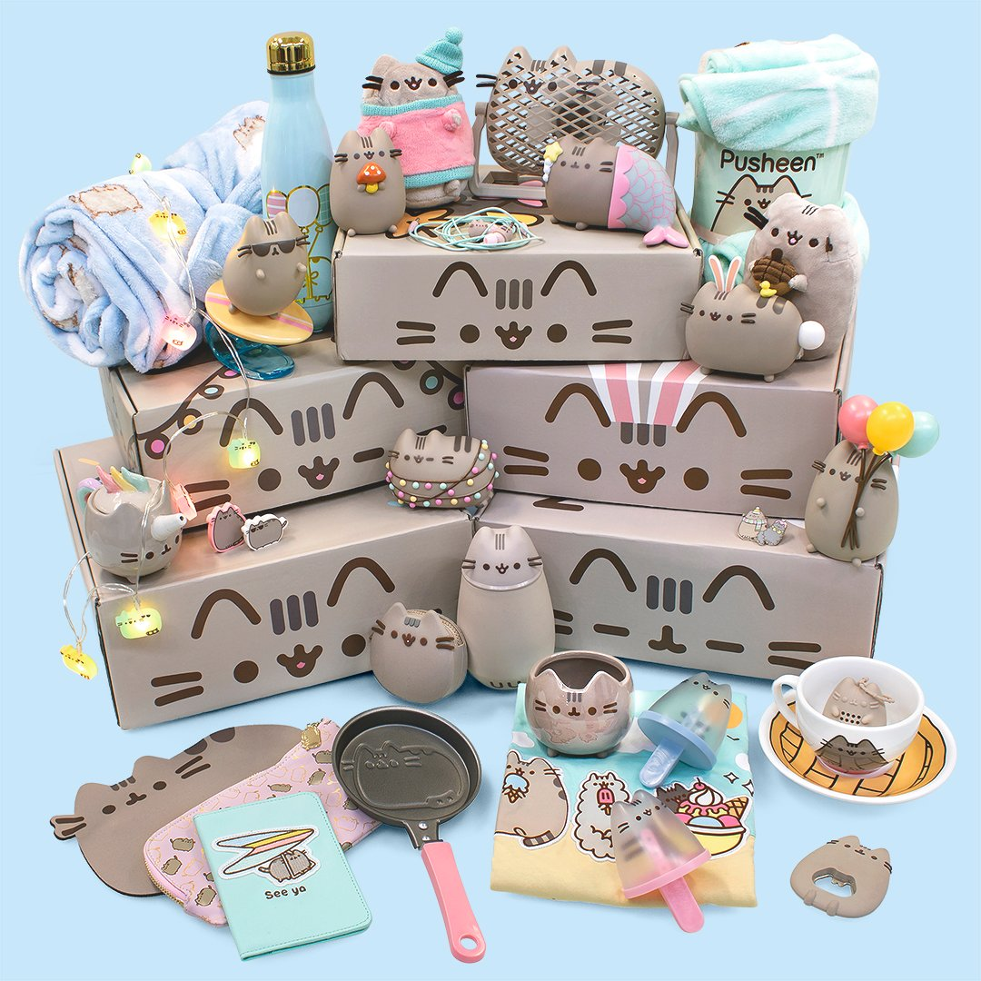 Pusheen Subscription Box