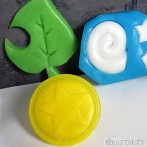 Animal Crossing Soap