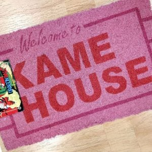 Dragon Ball Z Kame House Doormat