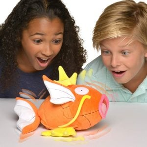 Pokemon Flopping Magikarp Plush