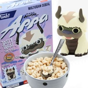 Avatar Appa Cereal