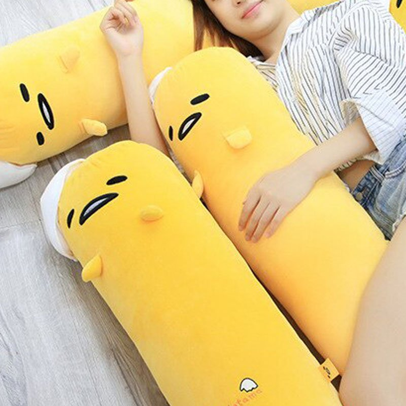 Gudetama Body Pillow