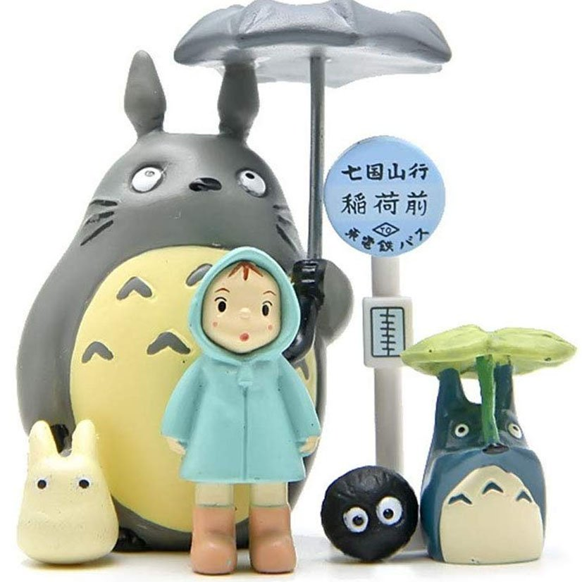 My Neighbor Totoro Figure Set